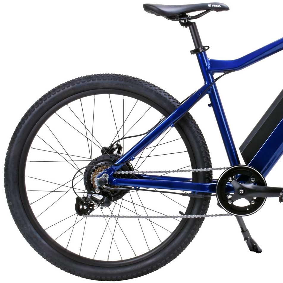 E-Bike Back Wheel