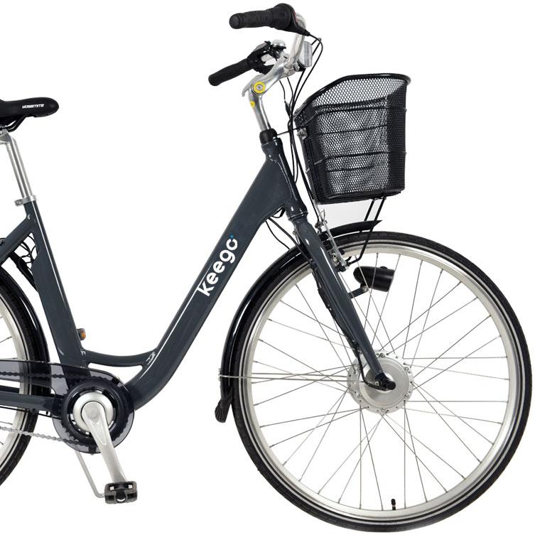 Keego City Three E-Bike Front