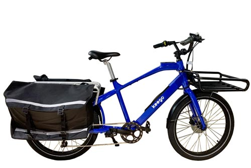 keego delivery ebike