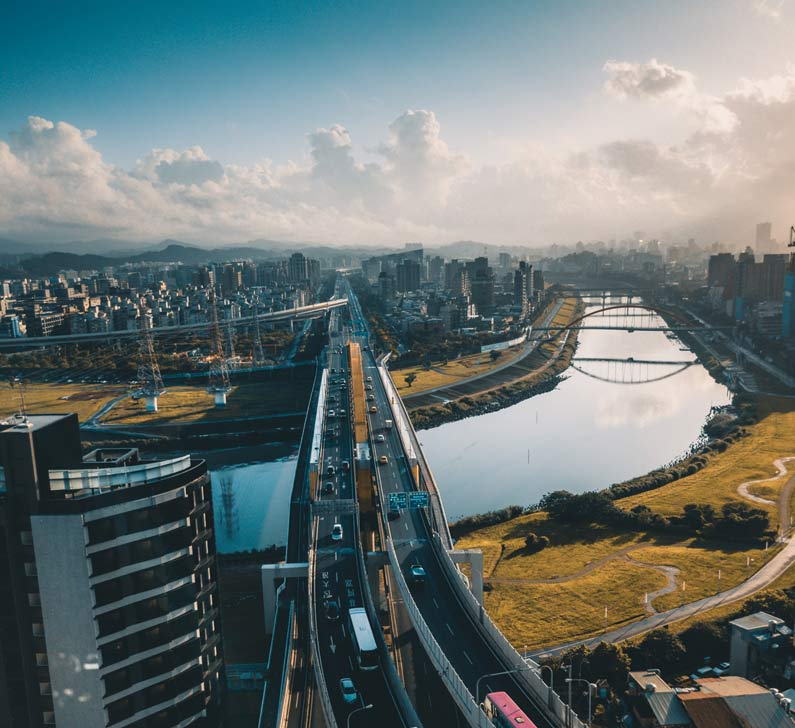 Taipei Riverpark By Derek Liang Unsplash