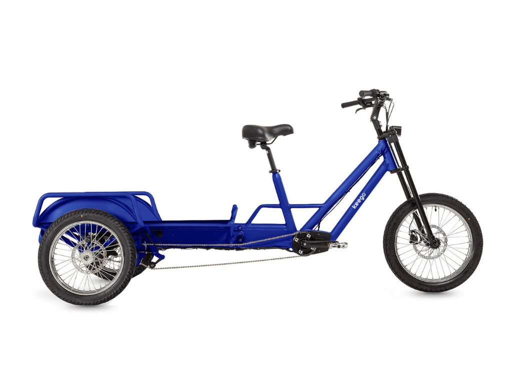 Cargo - Delivery Ebike - Keego Mobility