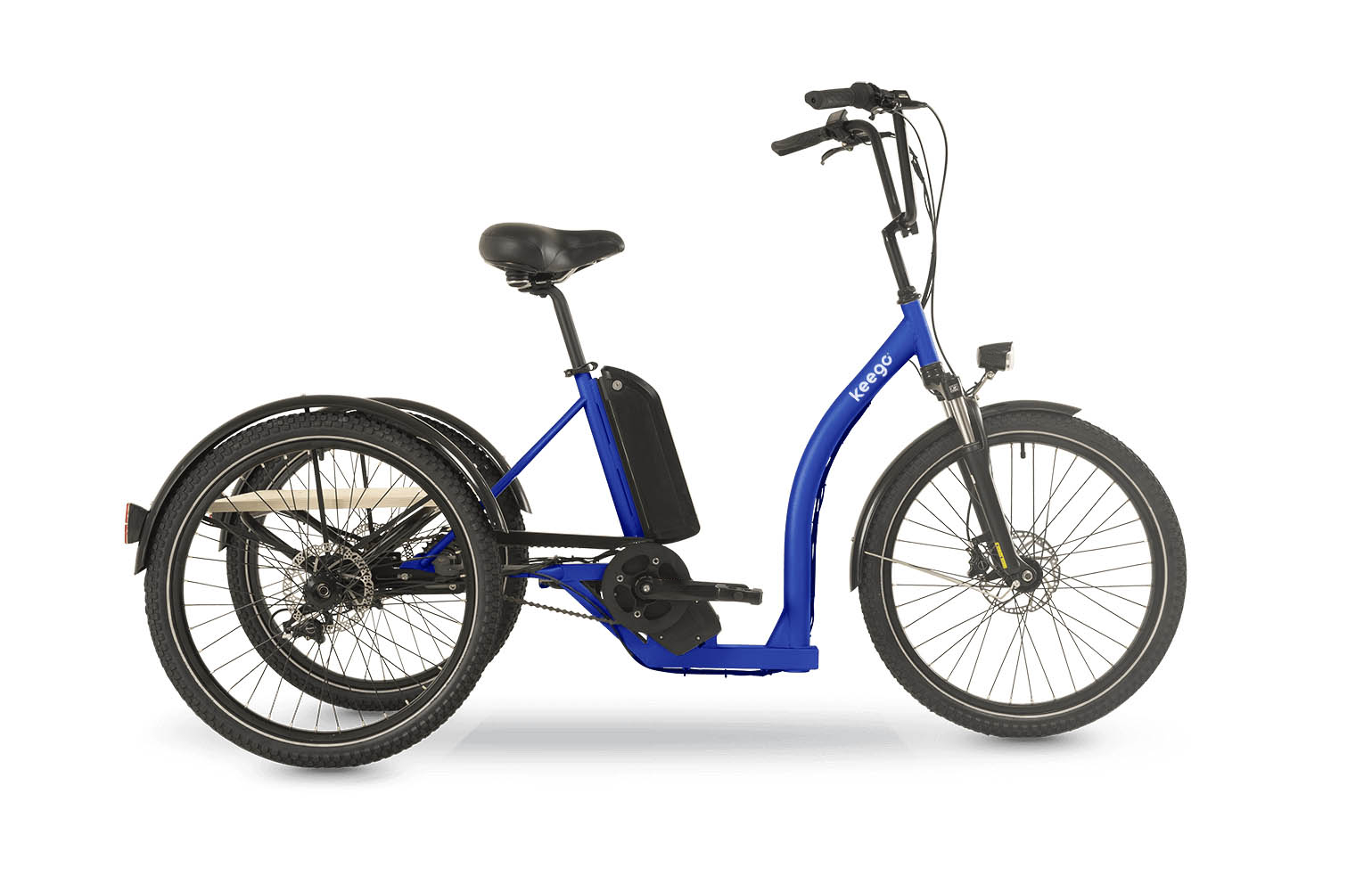 Pioneer - Delivery Ebike - Keego Mobility