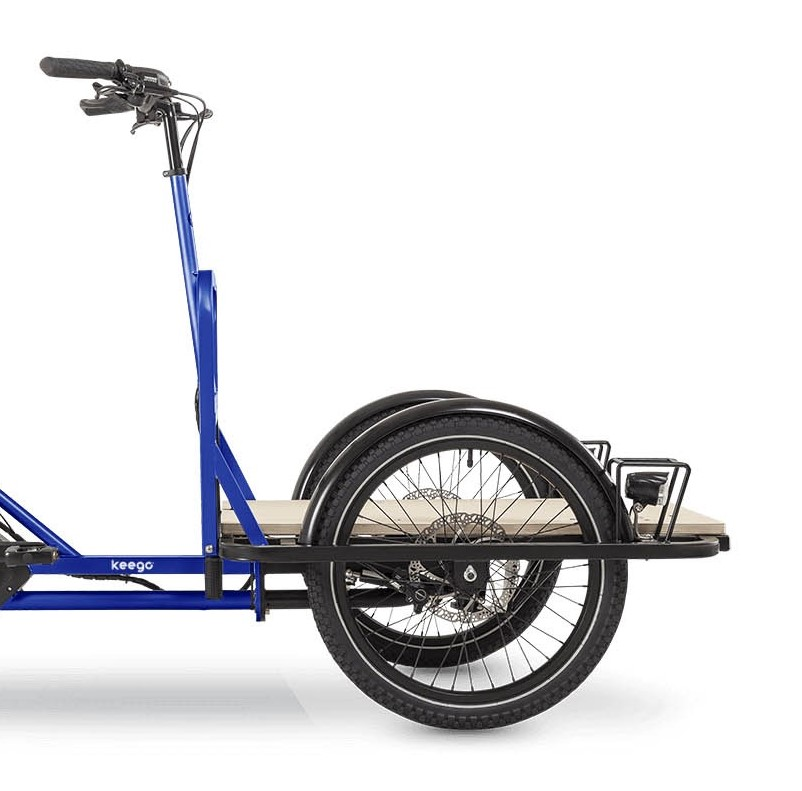 Scout - Delivery Ebike Front Rack - Keego Mobility