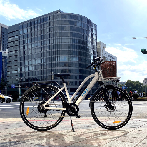 Why Use Ebikes for Deliveries? - Keego Delivery Solution