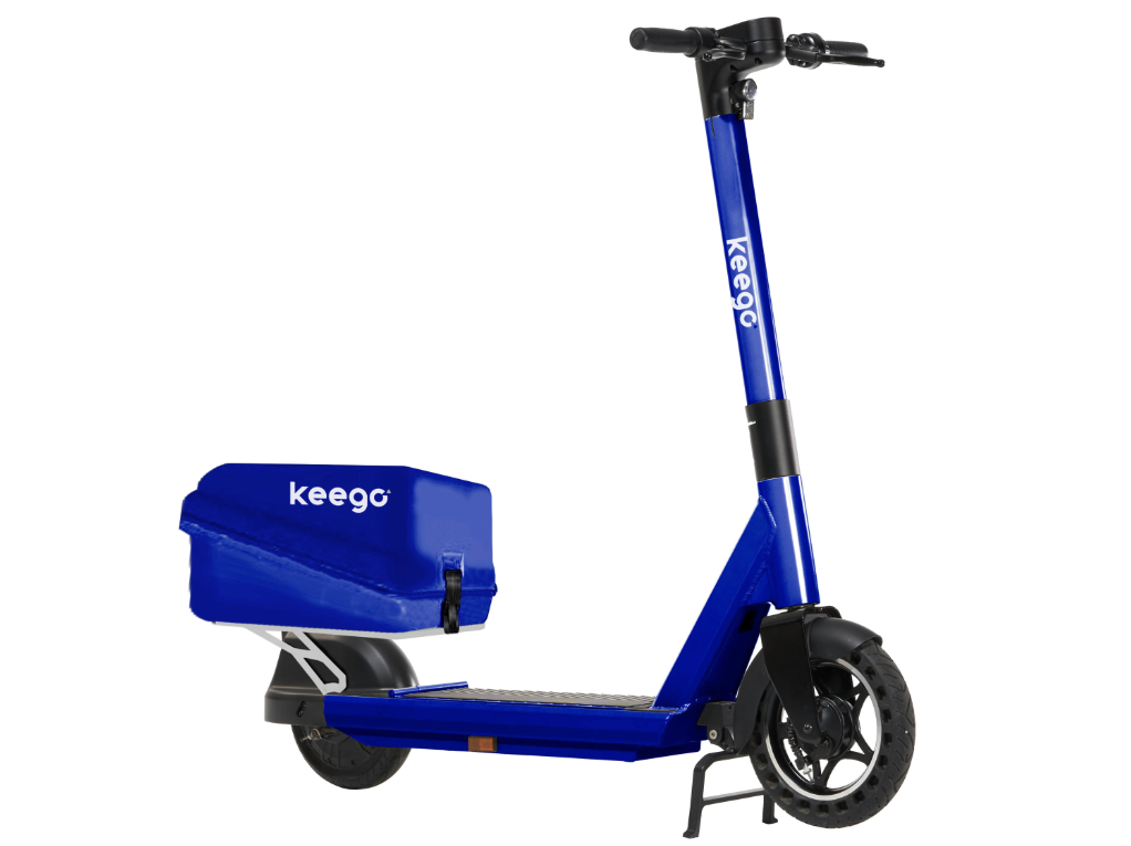 Scooter One -Delivery Ebike- Keego Mobility