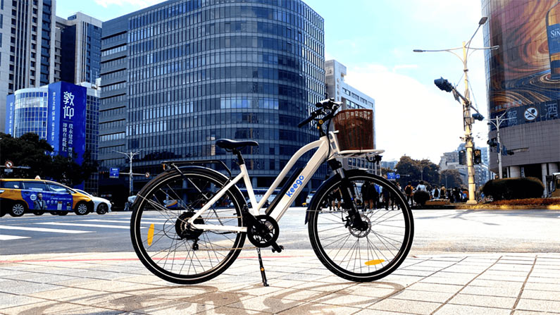 Ebikes drives the future in food delivery - Keego Mobility