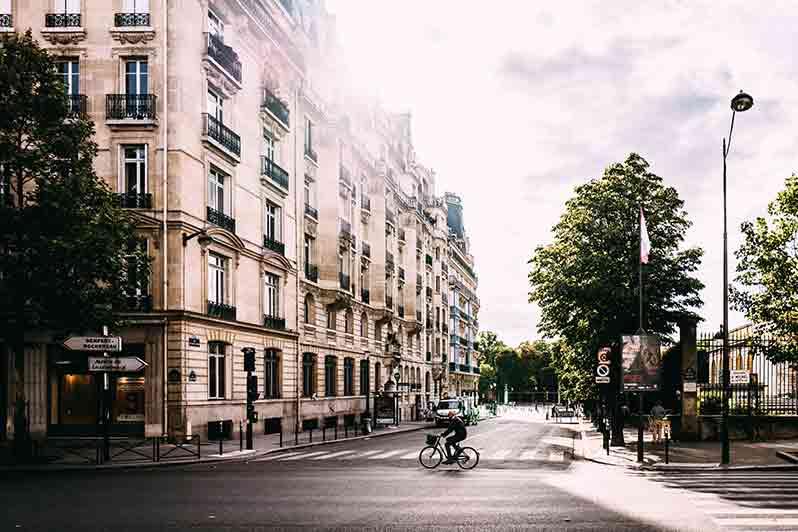 Paris Sets Top Speed Limit to 30kph